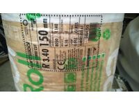 Earthwool LR44 150mm loft insulation roll