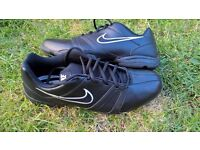 NIKE AIR AFFECT V TRAINERS BLACK / SILVER UK 10 EUR 45