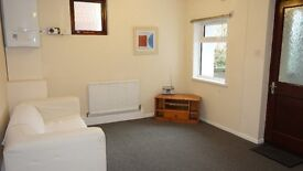 Spacious Refurbished One Bedroom Self Contained Furnished Flat at Clyffard Crescent Newport. No Fees