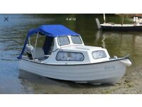 Mayland 15ft cabin boat