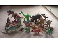 Box of Dinosaurs
