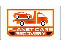 Car recovery transport towing service breakdown recovery