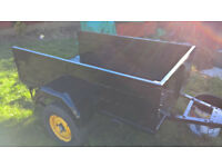 Trailer for sale ideal for DIY or camping