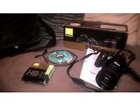 Nikon 3100 DSLR Digital Camera