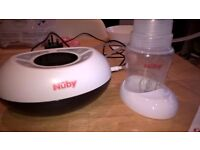 Nuby Digital Touch Electric Breast pump