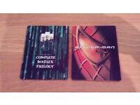 2 trilogy blu-ray steelbooks .