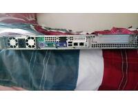 DELL OCTACORE 32GB RAM 1U RACK SERVER