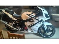 Daelim roadsport 125r