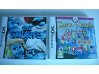 nintendo ds games hardly used in good condition all boxed