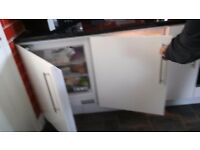 Intergrated frigde and intergrated freezer