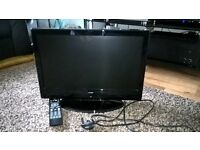 "Alba 19"" LCD tv with remote £40"