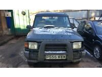 1996 Land Rover Discovery V8I 3.9 Petrol Green BREAKING FOR SPARES