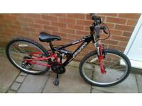Kids 20 inch Apollo bike
