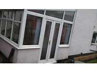 UPVC conservatory/lean-to 3003mm x 3040mm buyer to dismantle