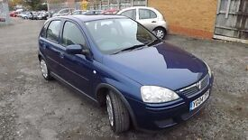 Cracking Corsa with no issues