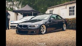 "18"" O.Z Racing Futura Split Rims and tyres 5x112 5x120 BMW AUDI VW MERCEDES SHOW WHEELS"