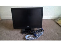 20 inch PC monitor for sale