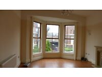All inclusive rent in a large 2 bed flat in a stylish Edwardian Villa fully furnished off rd prking