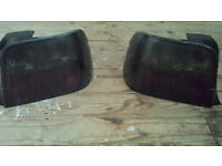 bmw compact e36 rear lights