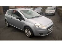 BARGAIN NEW SHAPE FIAT PUNTO 1.2 IDEAL FIRST CAR PX WELCOME £895
