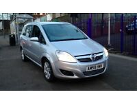 2008 Vauxhall Zafira 1.9 CDTI 120 Design FSH HALF LEATHER