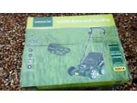 GardenLine Electric Rake and Scarifier