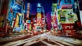 Large New York Times Square Poster