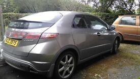 Great Car, Honda Civic, Full MOT, New shocks, discs, tyres