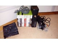 Xbox 360s with 20 plus games may swap