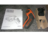 Black & Decker Electric Screwdriver