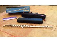 Yamaha flute YFL 211
