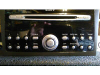 Ford radios decoded and repaired