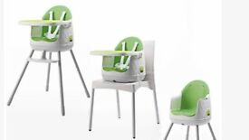 Keter 3in1 high chair
