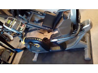 Professional Livestrong LS6.0R Recumbent Bike Excelent Condition