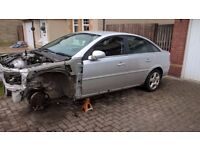 VAUXHALL VECTRA C 1.8 EXCLUSIVE, PETROL, 58' PLATE, BREAKING FOR SPARES, TECH 2 RESET.