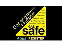 Gas safe registered engineers plumber plumbing heating emergency call out 24hrs breakdown repair