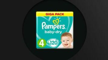 One Day - Pampers Outlet - Korting tot 75%