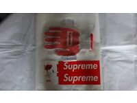 Supreme SS18 Work Gloves - DS - CT or Collection Only [UK WIDE DELIVERY]