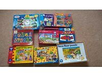 9 Jigsaw puzzles