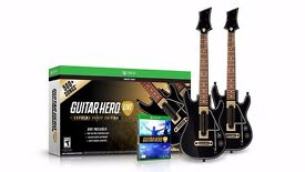 Guitar Hero Live Supreme Party Edition (Xbox One) BRAND NEW SEALED