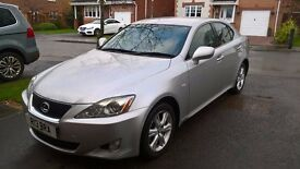 Lexus IS 220d - Brand new DPF and EGR Valve fitted and warrantied by Lexus