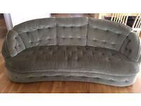 Vintage style sofa. FOR FREE!!!
