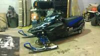 SKIDOO VECTOR RS90 - 2008