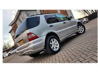 Mercedes ml 350,AUTOMATIC,FULL SERVICE HISTORY
