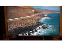 """Panasonic Viera TX-50DX700B 50"""" Ultra HD LED Wi-Fi Smart Internet TV Firefox OS 4K With Remote & Box"""