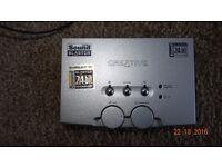 Creative USB Sound Blaster Audigy 2 NX