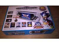 Sega Mega Drive games console brand new