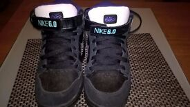 Nike 6.0 Mogan Mid men's shows, size 10 (UK)