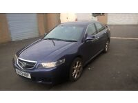 BARGAIN NEW SHAPE HONDA ACCORD TRADE IN TO CLEAR PX WELCOME
