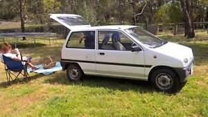 Subaru Sherpa - 1990 Ballarat Central Ballarat City Preview